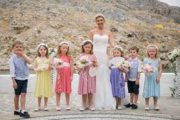 Kim's Rainbow Mini Maids