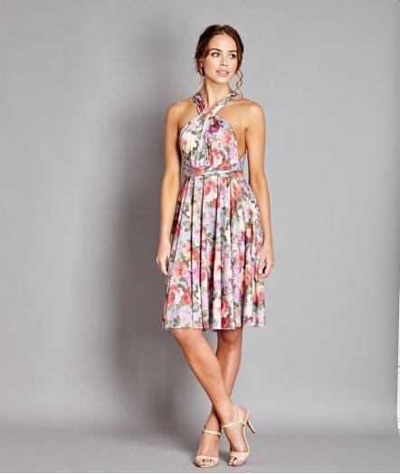 English Bloom Multiway Dress