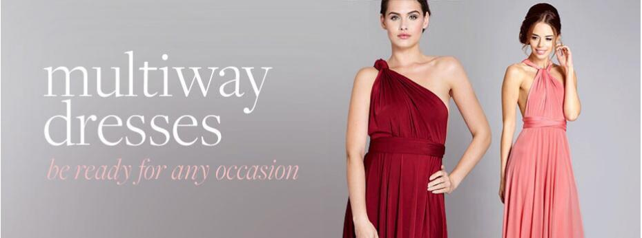 2017 ~ Multiway Dresses Category Banner