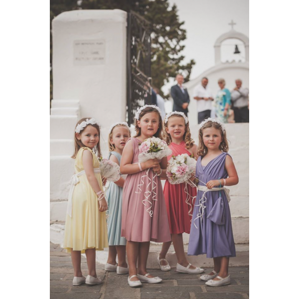 The Perfect Bridesmaid Dresses For Your Destination Wedding.
