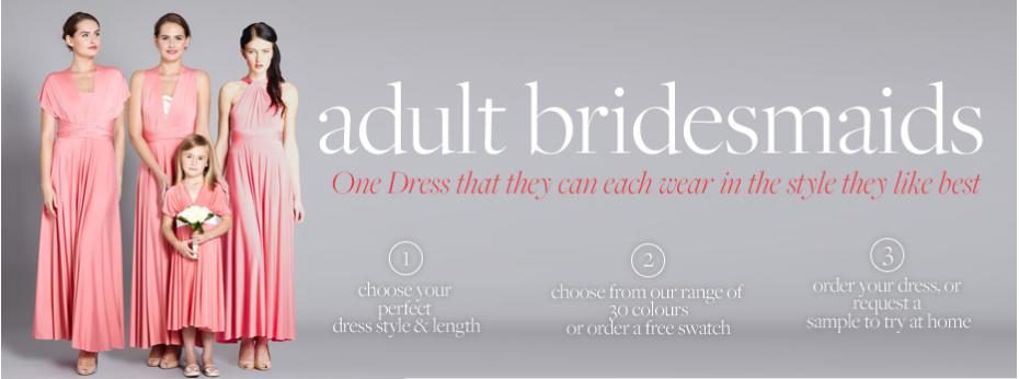 Adult Bridesmaids Main Banner