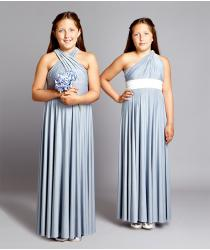 Girl's Multiway Maxi Dress