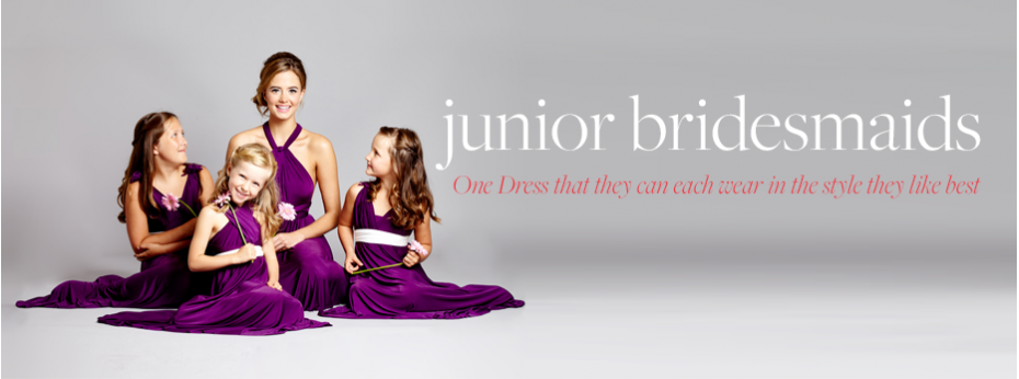 Junior Bridesmaids Main Banner