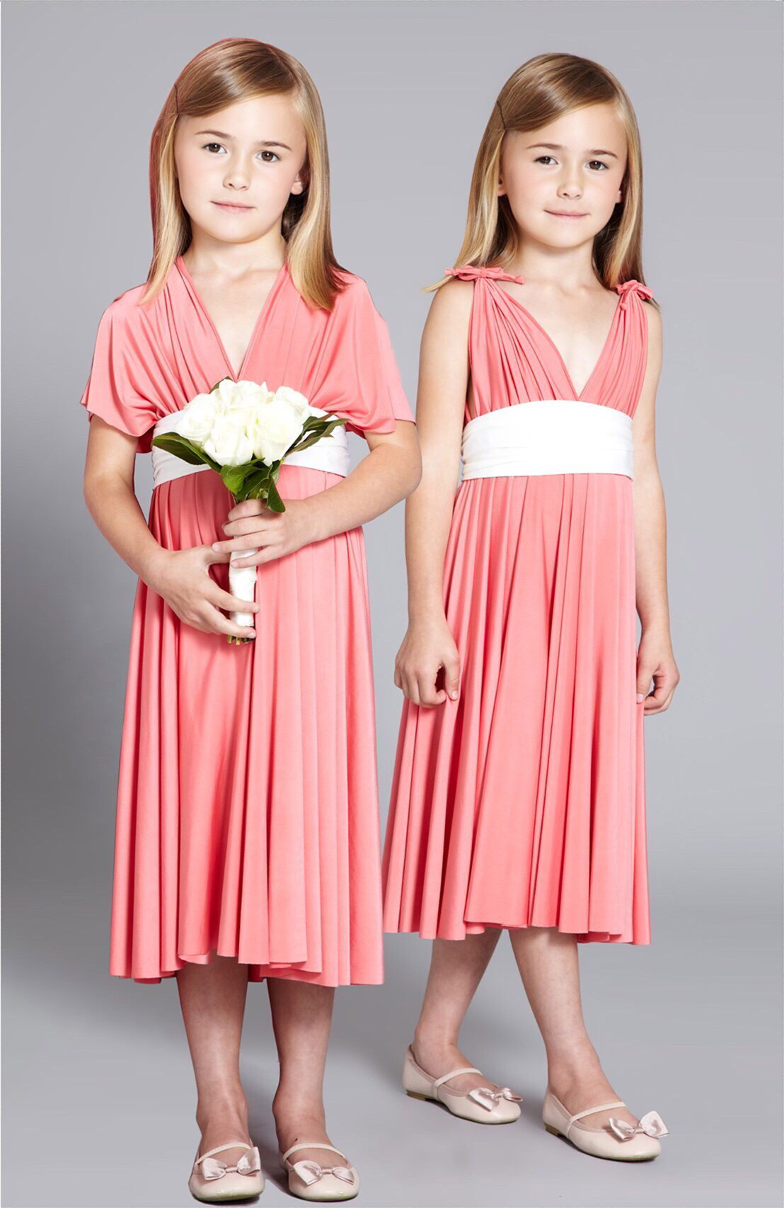 9b34d35e8b3 Girl s Multiway Dress - In One Clothing
