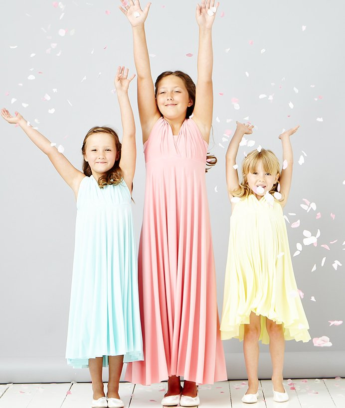 Junior Multiway Dress