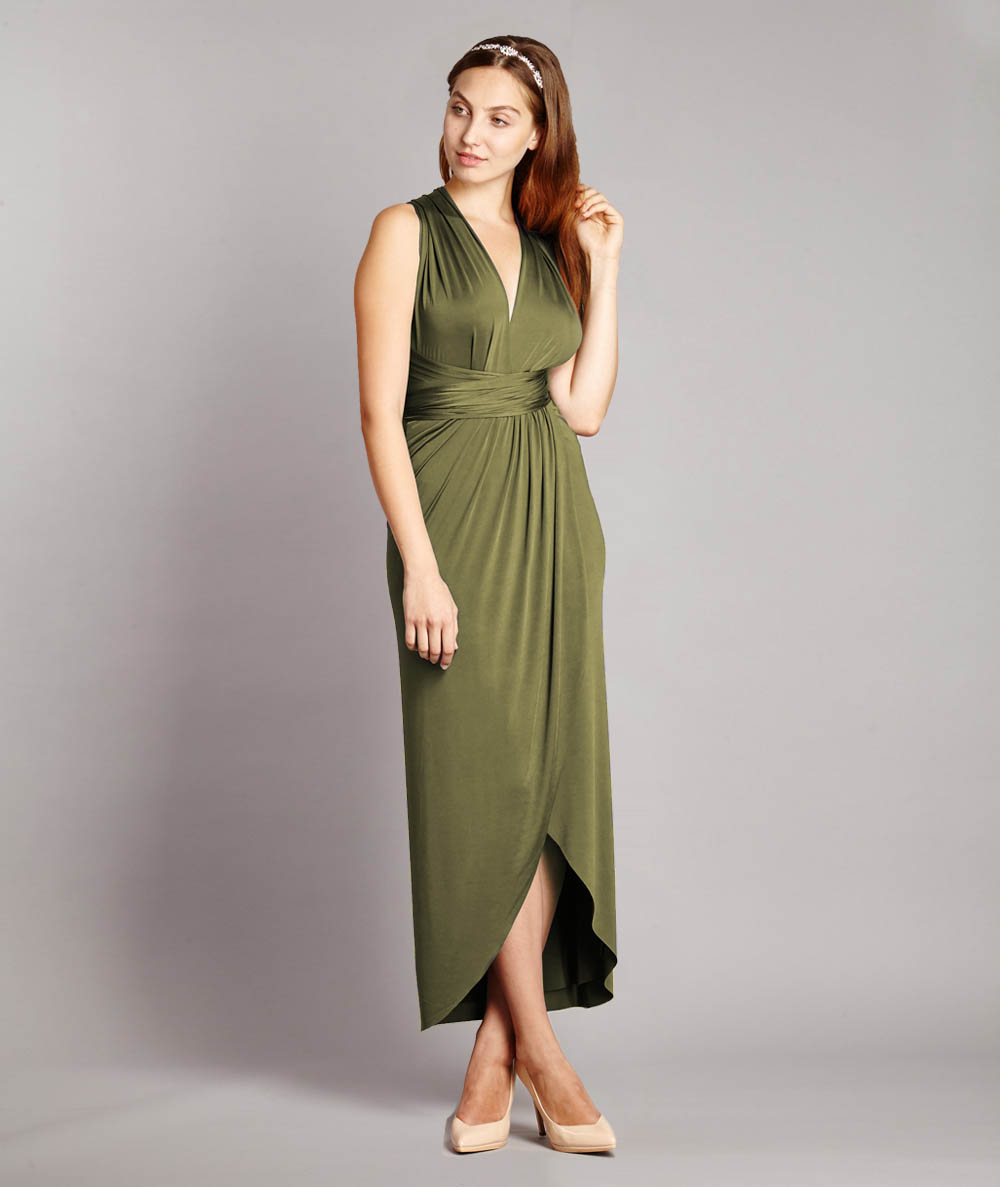 Olive green maternity dress gallery braidsmaid dress cocktail olive green maternity dress choice image braidsmaid dress tulip multiway maternity dress in one clothing tulip ombrellifo Image collections